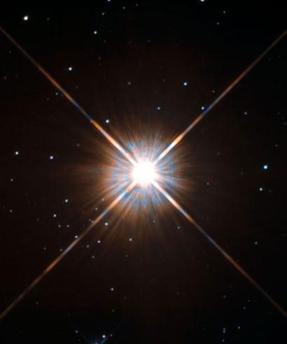 Proxima b Earth Discovered Orbiting Proxima Centauri