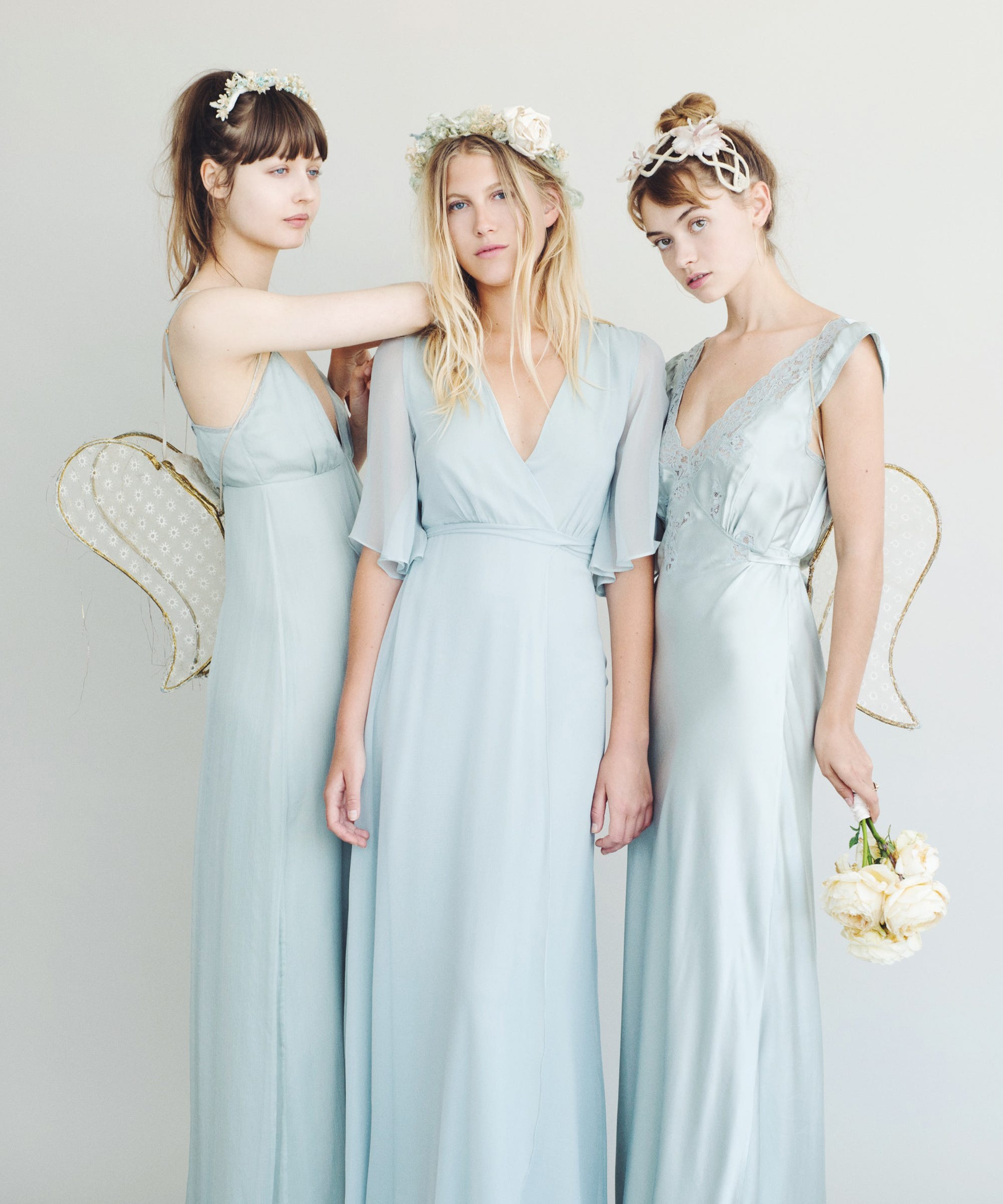 Lily Bridesmaid Dresses Wedding Gallery
