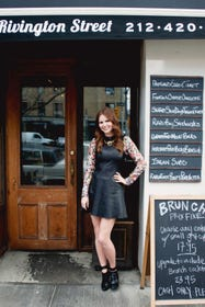 Claire Thomas Chef And Host NYC Favorite Places
