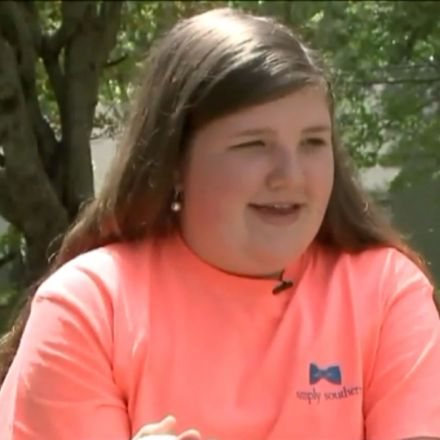 12-year-old girl saves little sister by fighting off carjacker