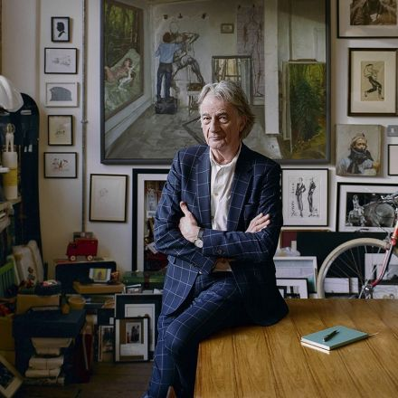 How Paul Smith Changed The Way British Men Dress