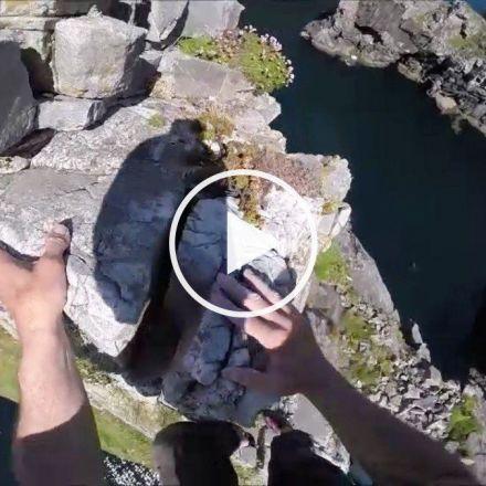 The Best Climbing Along Ireland's Craggy Coast
