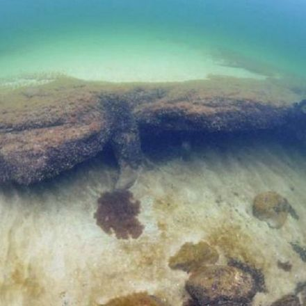 Team finds rare underwater Stone Age settlement in Sweden