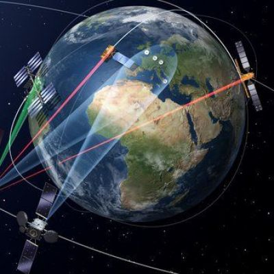 ESA launches the first node of its space 'data superhighway'