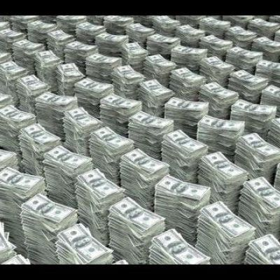 This is what 250 billion looks like.