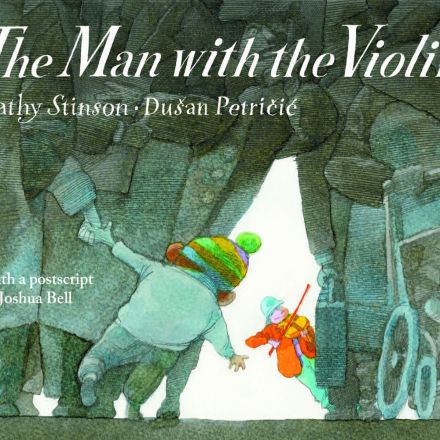 Man with the Violin, The, Picture Books