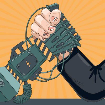 Don't kill us, R2-D2: MEPs warn against robot revolt