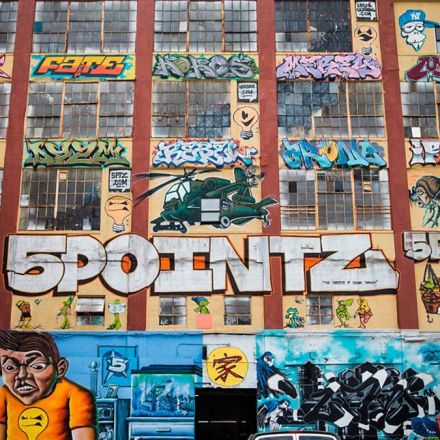 Graffiti: Kings on a mission, the documentary - BBC-     Broadcast