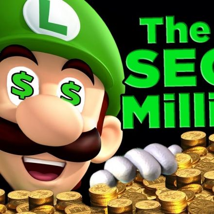 Luigi, the RICHEST Man in the Mushroom Kingdom?