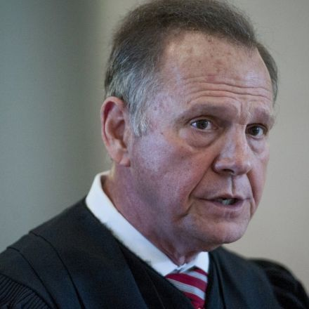 Alabama Supreme Court Chief Justice Roy Moore suspended from office for remainder of term