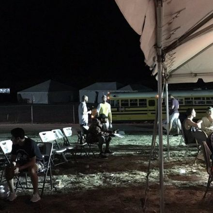 'Luxury' Fyre Festival is cancelled with ticket-holders still stranded in Bahamas
