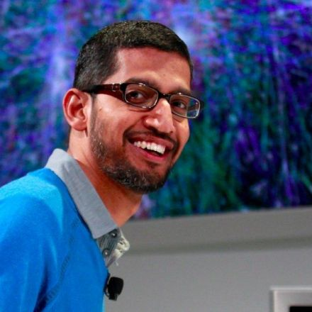 Sundar Pichai just hinted at how Google will make money from maps, and it sounds like lots of ads