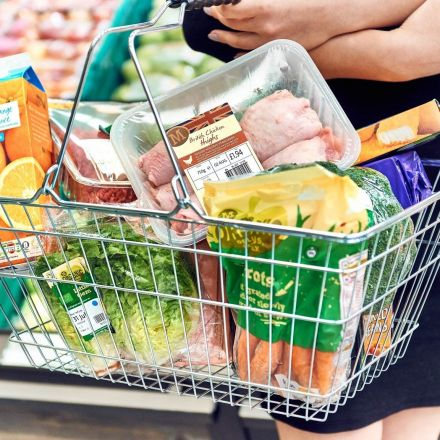 Rising food bills to dent UK high street spending, says top thinktank