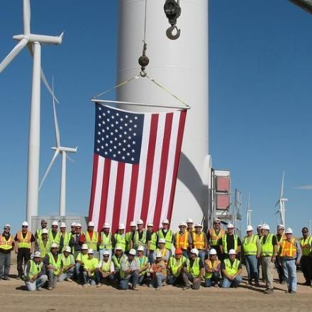 Wind power reaches 100K job milestone