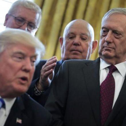 Iran rejects U.S. terror claim by Mattis, blames Saudi