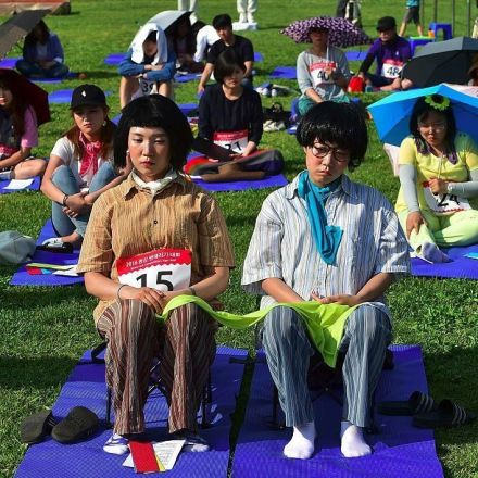 Doing Nothing Has Become a Sport in South Korea