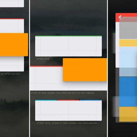 Google's mysterious new Fuchsia OS has a UI now