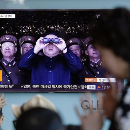 North Korea launches missile; launch being assessed
