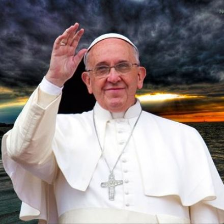 Brief exposure to Pope Francis heightens moral beliefs about climate change