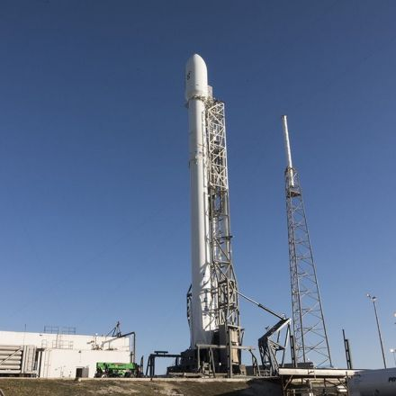SpaceX delays today's Falcon 9 launch due to sensor issue, will try again tomorrow