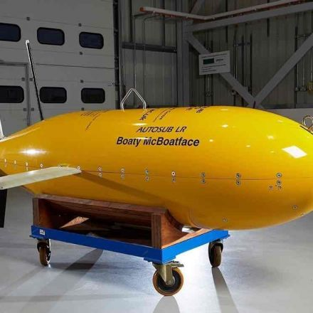 Boaty McBoatface to go on first Antarctic mission