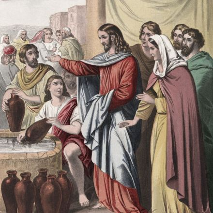 What Would Jesus Drink? A Class Exploring Ancient Wines Asks