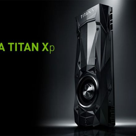 Nvidia's new Titan Xp top-end graphics card also offers Mac support