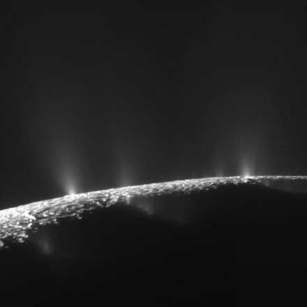 There may be alien life in our solar system, says Nasa