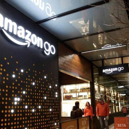 Amazon's checkout-free physical shop 'can't cope with more than 20 people'