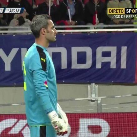 David ALABA Funny OWN GOAL - Austria vs Malta 2-1