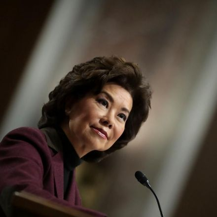 Transportation Secretary Elaine Chao Doesn't Seem to Understand Self-Driving Cars