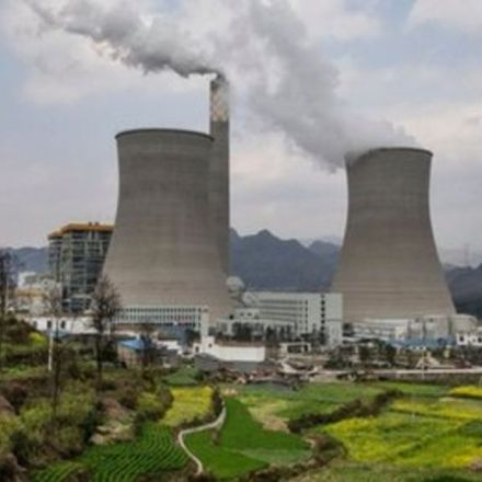 Plans for coal-fired power plants drop by almost half in 2016
