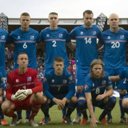 Euro 2016: How tiny Iceland slays the giants