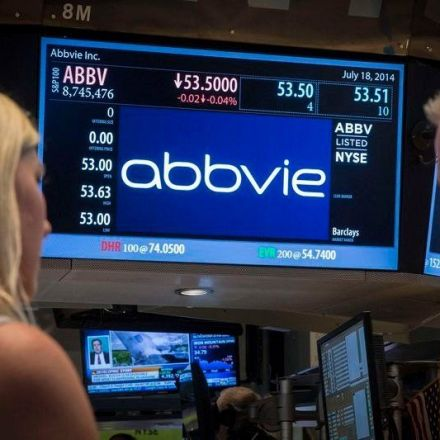 Here's why pharma giant AbbVie coughed up $10 billion to buy a startup you've never heard of