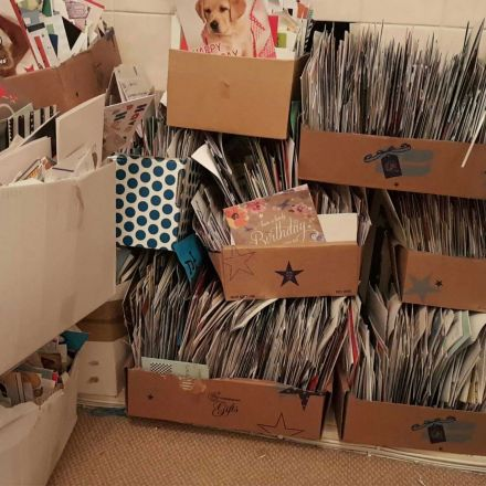 Autistic boy receives 20,000 birthday cards after mother's Facebook appeal