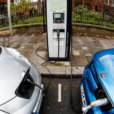 UK electric vehicle boom drives new car sales to 12-year high