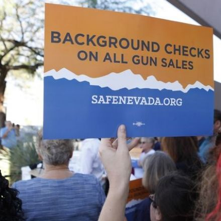Nevada's new gun background check law ends before it begins
