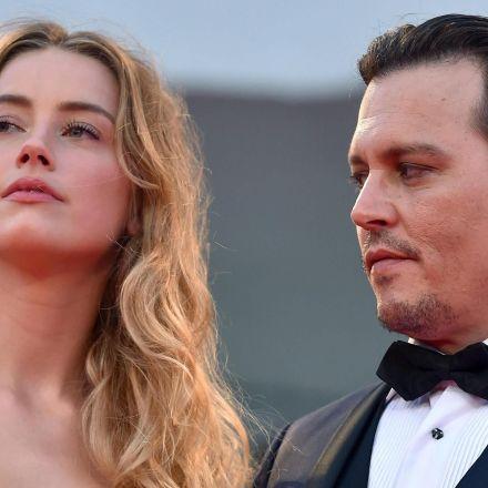 Amber Heard granted domestic violence restraining order against Johnny Depp