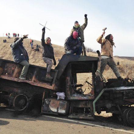 Donald Trump's stock in company behind North Dakota oil pipeline raises concern