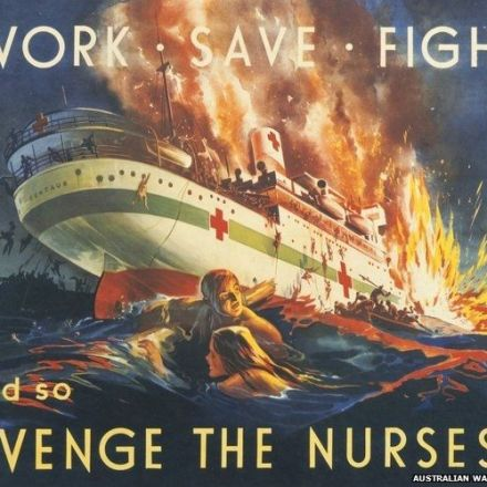 The search for Australia's lost hospital ship