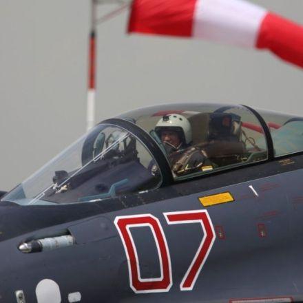 U.S. Air Force intercepts Russian bombers, fighter jets near Alaska, report says