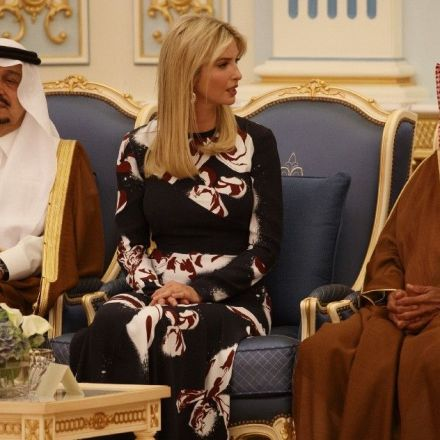 Saudi Arabia, UAE pledge $100 million to ethically questionable fund proposed by Ivanka Trump