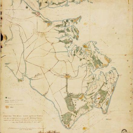 Disunion: Mismapping the Peninsula