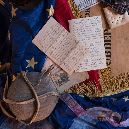 Newly Discovered Letters Bring New Insight Into the Life of a Civil War Soldier