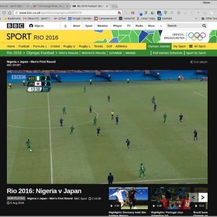 How to watch the Rio Olympics on the internet