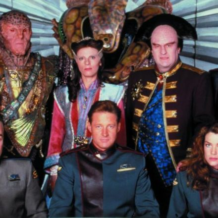 Babylon 5 finally available for online streaming