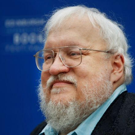 George RR Martin: when writers just can't finish their books