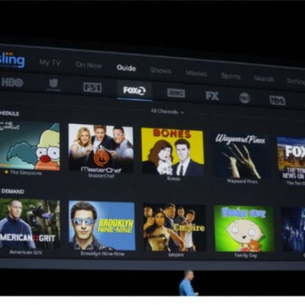 ​Sling TV now offers internet viewers more than 100 channels