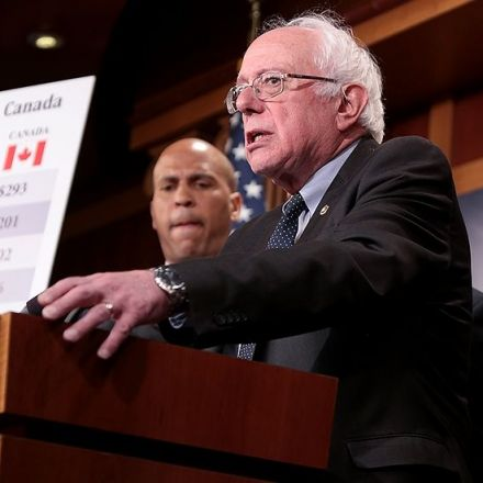 Sanders calls for end to death penalty