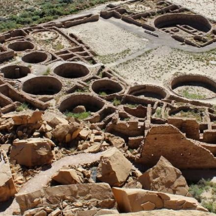 Ancient Chaco Canyon population likely relied on imported food